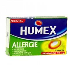 Humex Alergie Loratadine 10mg 7 Comprimés