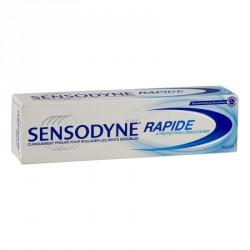 Sensodyne rapide dentifrice 75ml