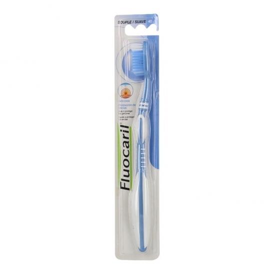 Fluocaril brosse à dents gencives souple