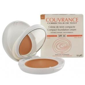 Avène Couvrance Crème de Teint Compact n°02 Naturel 9,5g