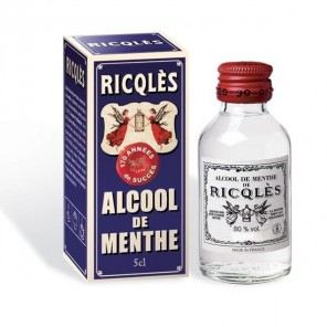 Ricqlès Alcool de Menthe 50 ml