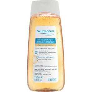 Neutrapharm Neutraderm Gel Douche Surgras Dermo-Protecteur 250ml