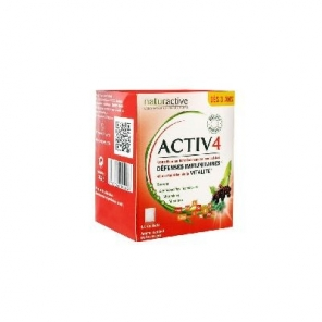 Naturactive Activ 4 Dès 3 Ans 14 Sachets
