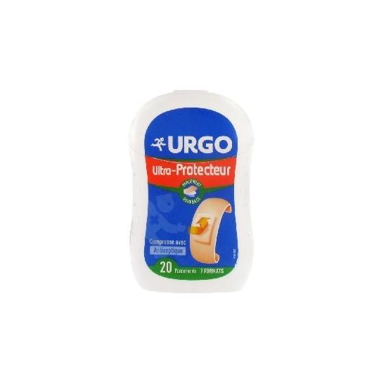 Urgo Ultra-Protecteur 20 Pansements