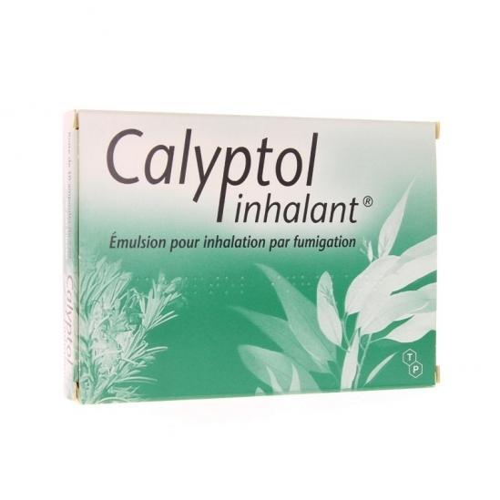 Calyptol inhalant 10 ampoules