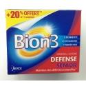 Bion 3 séniors promo 30 comprimés + 7 offerts