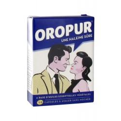 Oropur Haleine Purifiée 50 capsules molles
