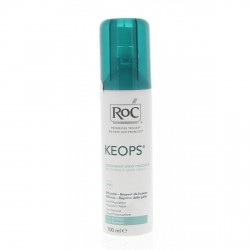 Roc Keops Deo Fraicheur Transpiration Modérée 100 ml