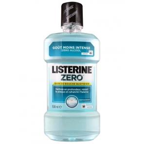 Listerine Zero 500 ml