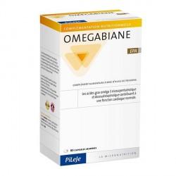 Pilèje Omegabiane EPA 80 capsules