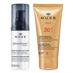 Nuxe Splendieuse Sérum + Crème Sun SPF50