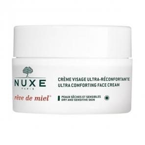 Nuxe Rêve de Miel Crème Visage Ultra Réconfortante Jour 50ml