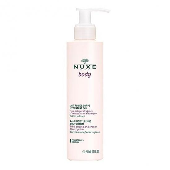 Nuxe Body Lait Fluide Corps Hydratant 24h 400 ml