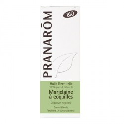 Pranarôm huile essentielle bio marjolaine à coquilles 5ml
