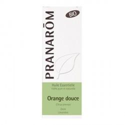 Pranarom huile essentielle bio orange douce 10ml