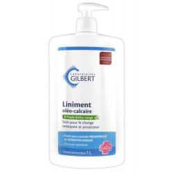 LINIDERM Liniment Oléo-calcaire Gilbert 1 litre