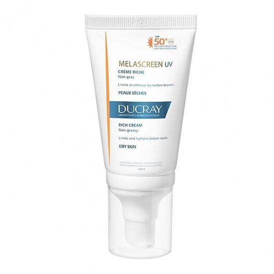 Ducray melascreen UV crème riche SPF50+ 40ml