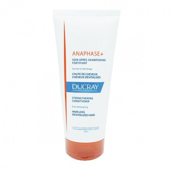 Ducray anaphase+ soin après-shampooing fortifiant 200ml