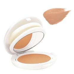 Avène couvrance crème de teint compact mat N°4 beige