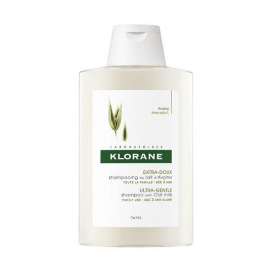Klorane shampooing lait d'avoine 400ml