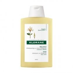 Klorane shampooing à la cire de magnolia 400ml