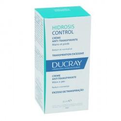 Ducray hidrosis control crème mains et pieds 50ml