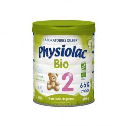 Physiolac Bio 2eme Age 800g