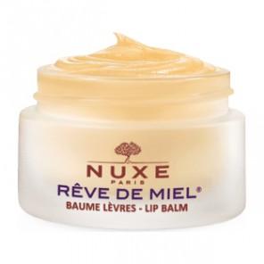 Nuxe Rêve De Miel® baume lèvres ultra-nourrissant pot 15g