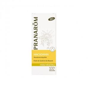 Pranarom Macadamia huile végétale 50ml