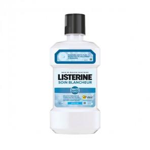 Listerine Soin blancheur 500ml
