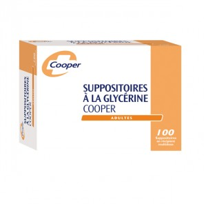 GLYCERINE SUP AD COOPER 100