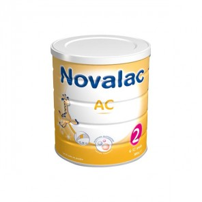 NOVALAC AC 2 LAIT PDR BT 800G