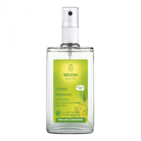 Weleda citrus déodorant duo 100ml