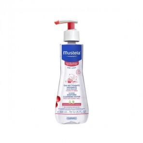 Mustela eau nettoyante apaisante sans rinçage 300ml