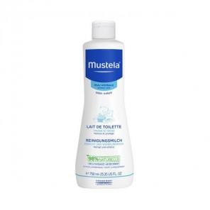 Mustela lait de toilette 750ml