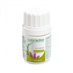 Elusanes salicaire phytothérapie boite de 30 gélules