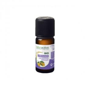 Naturactive citronnier huile essentielle bio flacon 10ml