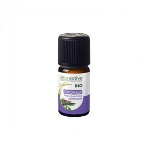 Naturactive giroflier huile essentielle bio flacon 5ml