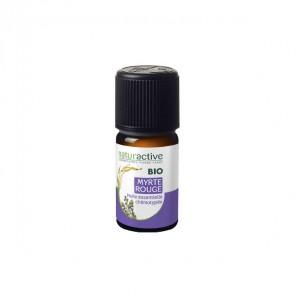 Naturactive myrte rouge huile essentielle bio flacon 5ml