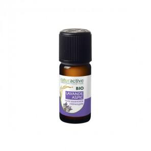 Naturactive lavande aspic huile essentielle bio flacon 10ml
