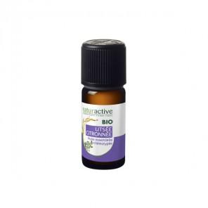 Naturactive litsée citronnée huile essentielle bio flacon 10ml