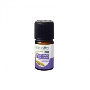 Naturactive hélichryse italienne huile essentielle bio flacon 5ml