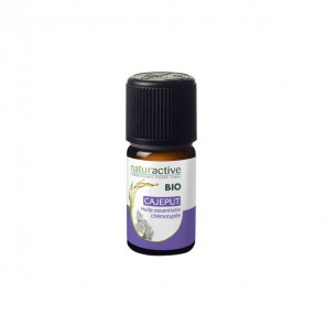 Naturactive cajeput huile essentielle bio flacon 5ml