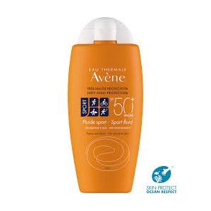 AVENE SOLAIRE FLUIDE SPORT 50+ 100ML