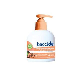 BACCIDE Sav mains abricot Fl ppe/300ml