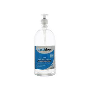 BACTIDOSE Gel hydroalcool ss parf Fl/1l