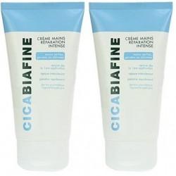Cicabiafine crème mains réparation intense 75ml x2