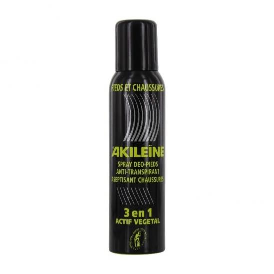 Akileine Spray Pieds et Chaussures 150ml