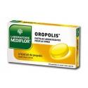 Mediflor Oropolis Pastilles adoucissantes Coeur Liquide pour la gorge x 16